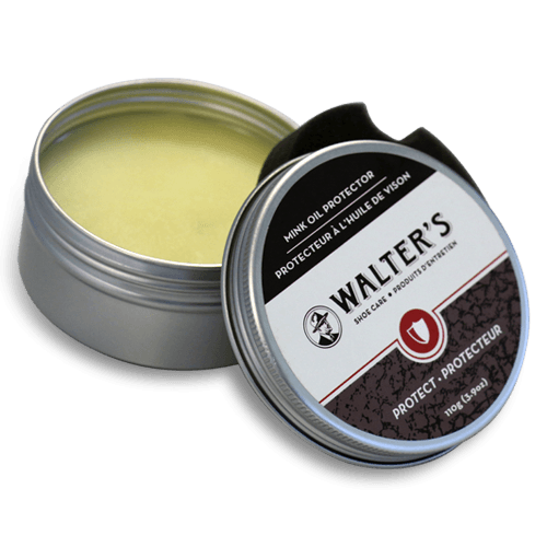 WALTER'S SHOE CARE - MINK OIL PROTECTOR