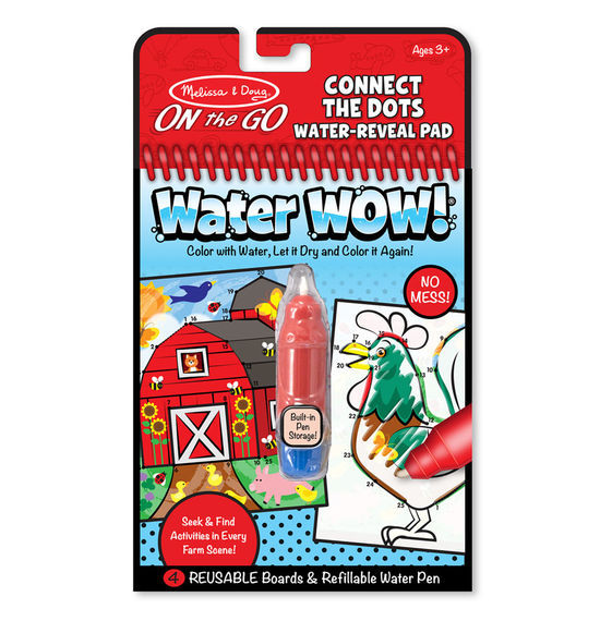 MD 9485 WATER WOW FARM CONNECT DOTS