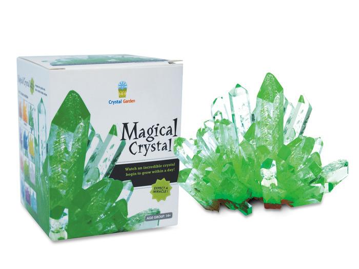 TED MC1002 MAGICAL CRYSTAL GREEN
