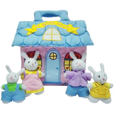 Soft Play Bunny House