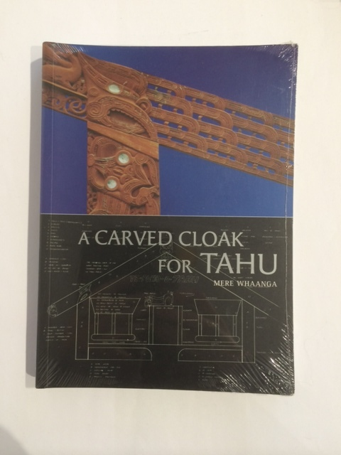 Book: a carved cloak for tahu