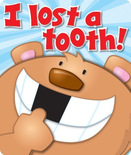 CD 168054 BRAGGIN' BADGES I LOST A TOOTH