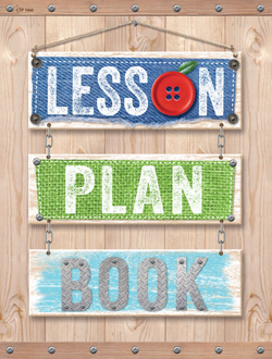 CTP 1960 UPCYCLE LESSON PLAN BOOK