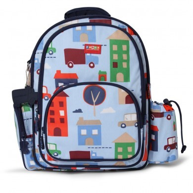 Penny Scallan NEW School Back Pack (large), Big City, One Size