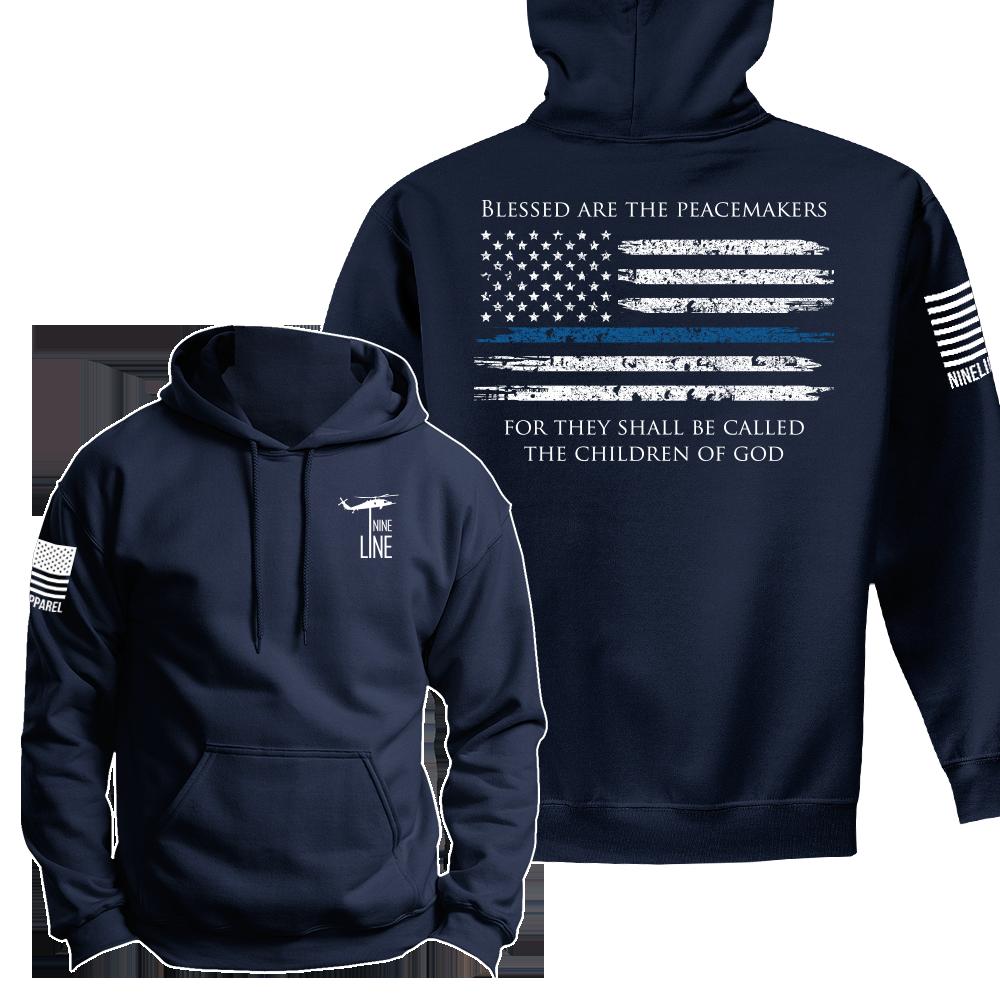 Line hoodies