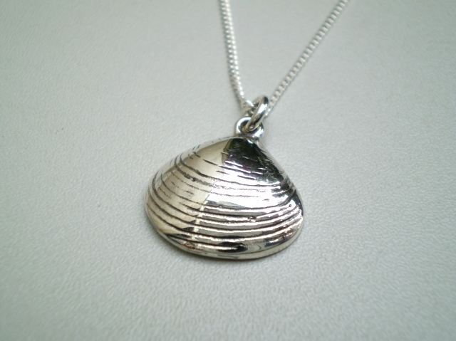 Sterling SIlver Pipi necklaces