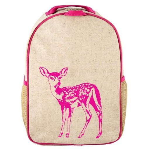 So Young Large Backpack - Pink Fawn