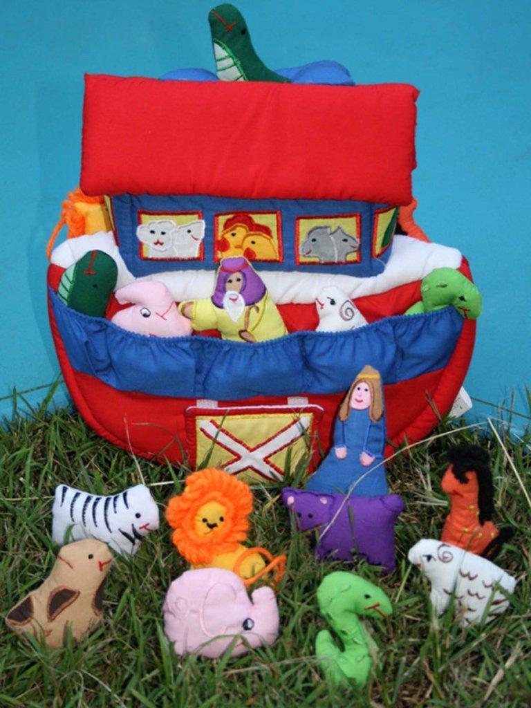 Noah's Ark Soft Play Toy!