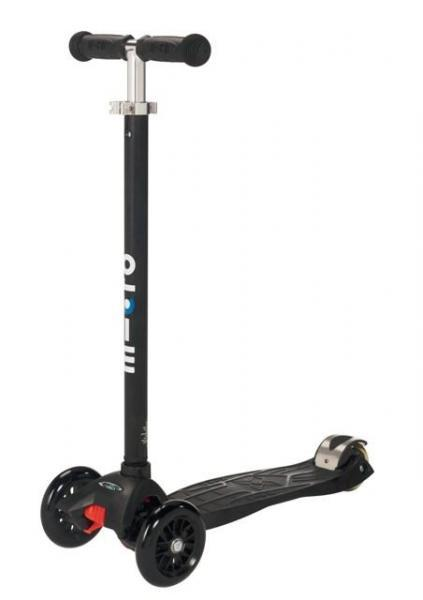 Maxi Micro Scooter, Blk, One Size