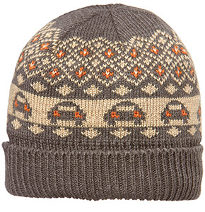 Toshi Beanie Zoomy, Charcoal, Small