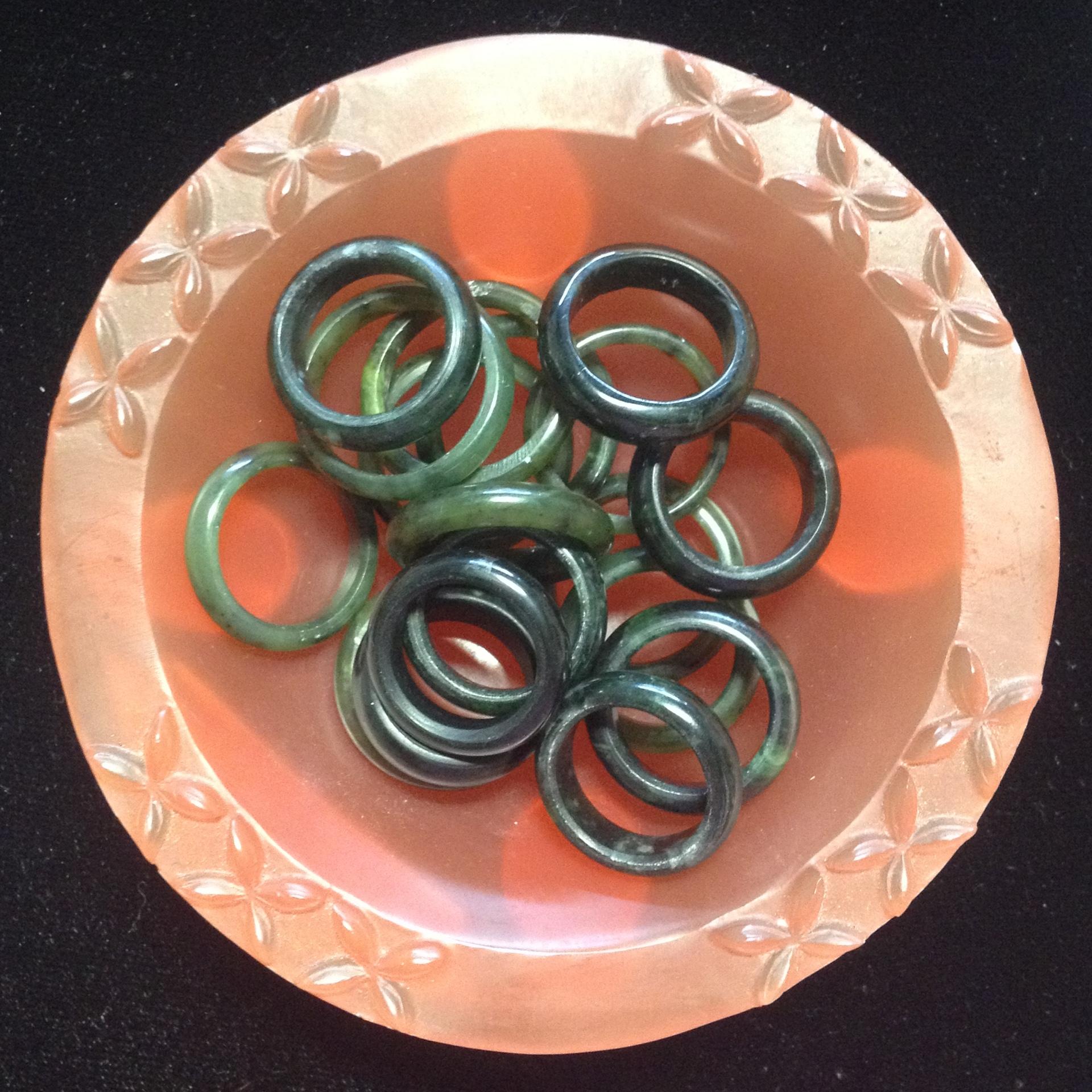 BC Jade Rings