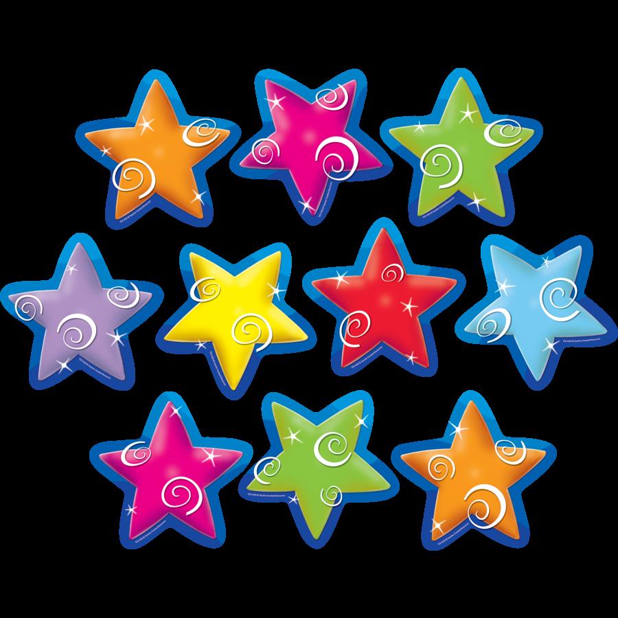 TCR 4120 STARS CUTOUTS