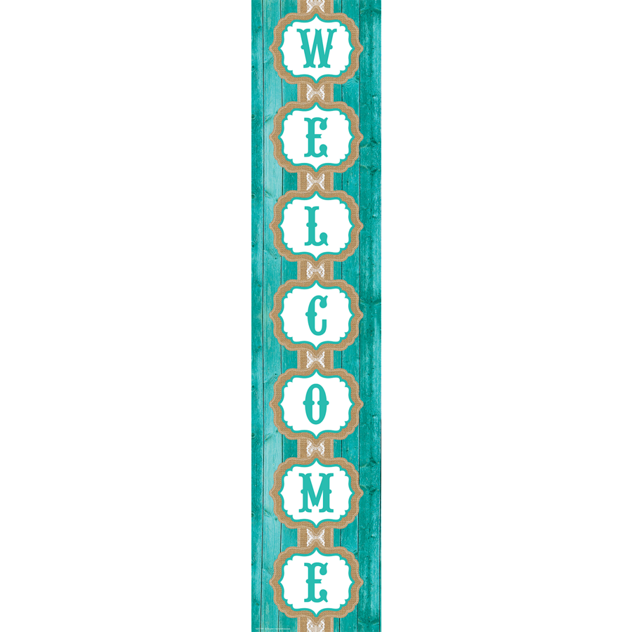 TCR 77197 SHABBY CHIC BANNER