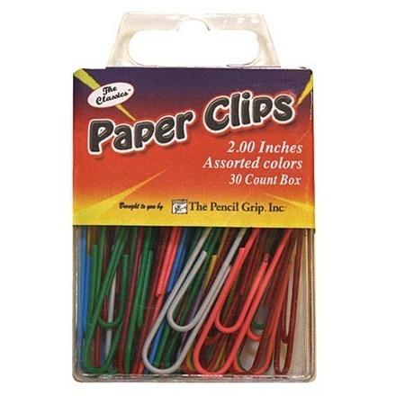 TPG 238 JUMBO PAPER CLIPS