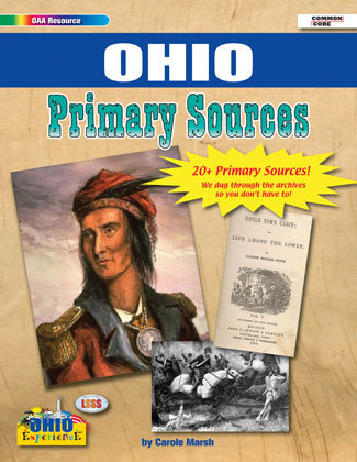 GA 107633 OHIO PRIMARY SOURCES
