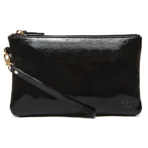 HBUTLER - MIGHTY PURSE GLOSSY BLACK