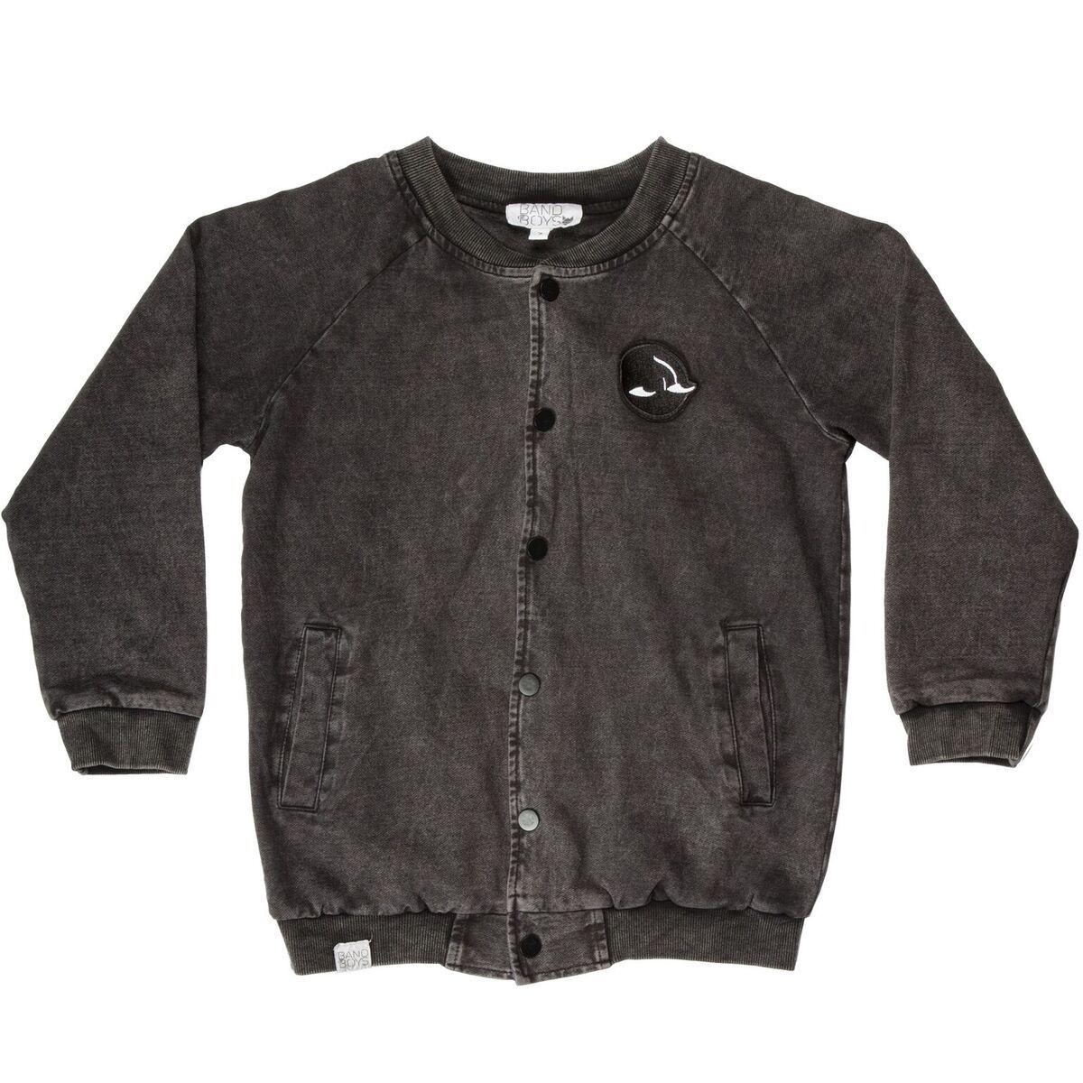 Jacket Bomber Vintage Black