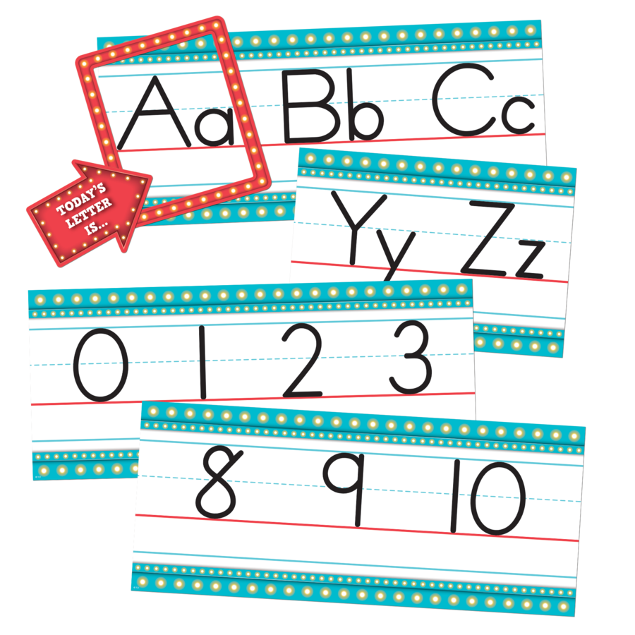 Preschool Bulletin Board Sets - Educators at Heart