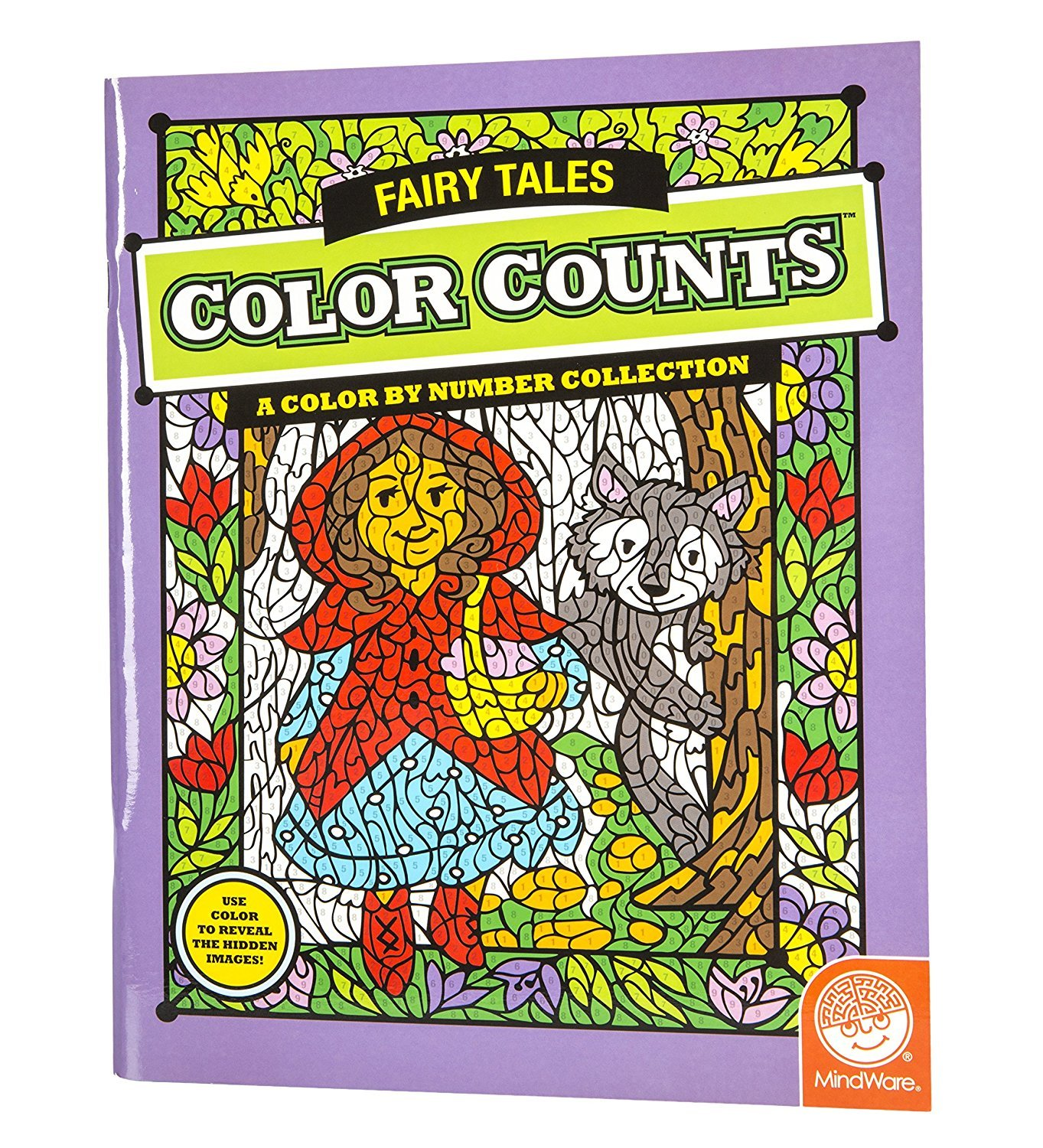 MW 68228 COLOR COUNTS FAIRY TALES