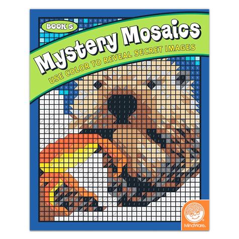MW 13774500 MYSTERY MOSAICS BOOK 5