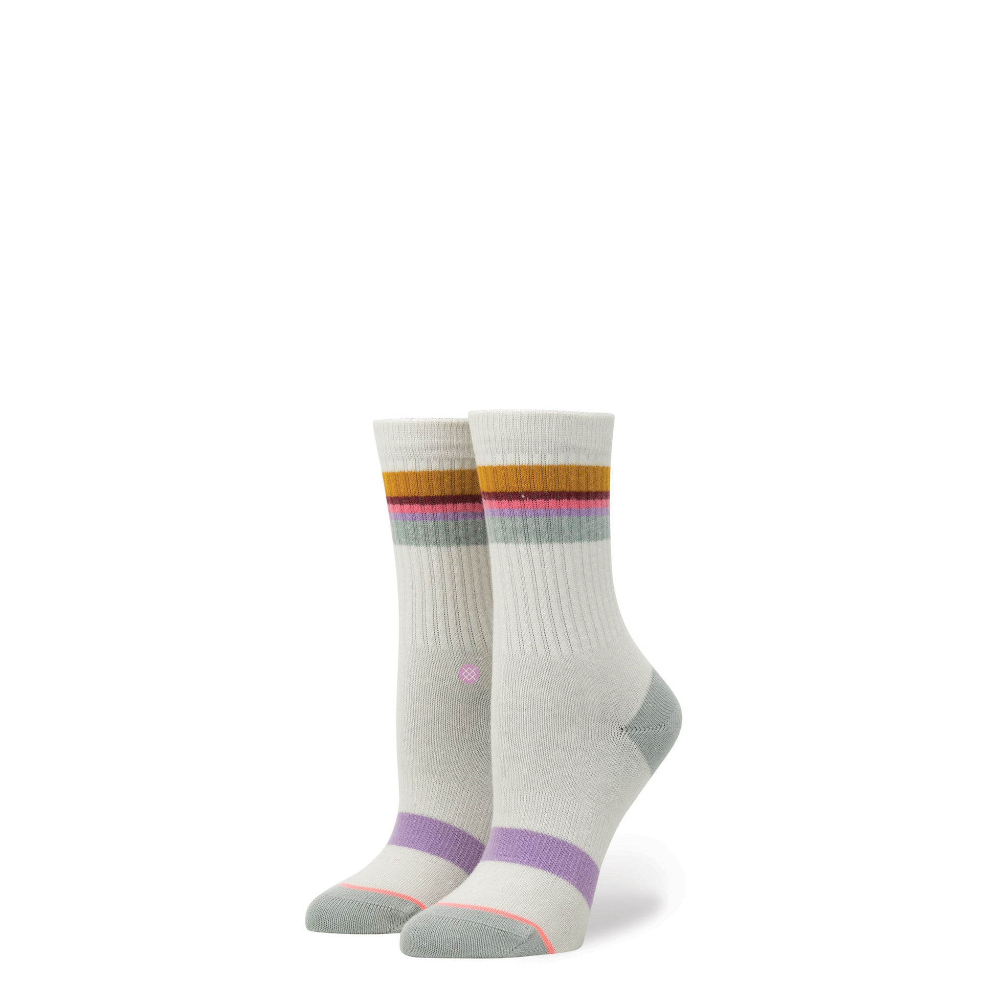 STANCE - GIRLS JIGGY WHITE