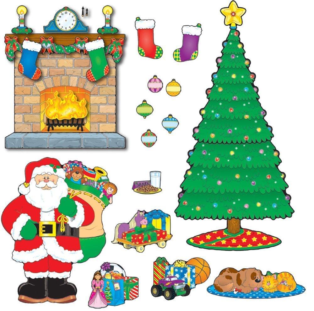 CD 110062 CHRISTMAS SCENE BBS