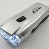 Dynamo 3 LED Flashlight