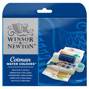 New Cotman Watercolour Field Plus