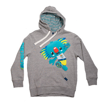 Junior Borobi Celebration Hoodie Image