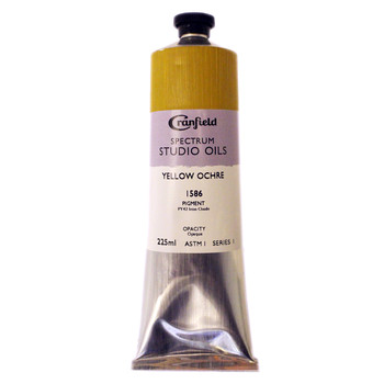 Spectrum Oil Yellow Ochre 225ml
