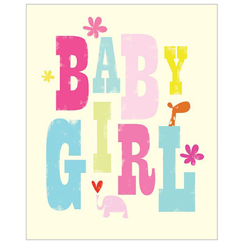 Card - Baby Girl