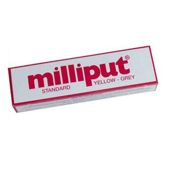 Milliput Standard Yellow Grey 113g (4oz)