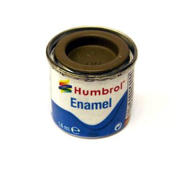 Humbrol Enamel Matt Natural Wood 14ml