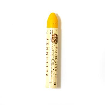 Sennelier Oil Pastel Yellow Deep