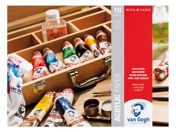 Van Gogh Acrylic Pad 24X32cm