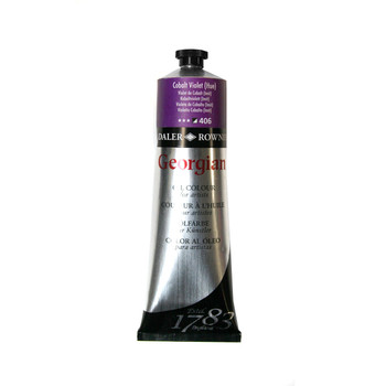 Georgian Oil 75ml Cobalt Violet (Hue)