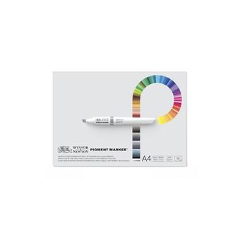 Winsor & Newton Pigment Marker Pad - A4