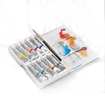 Artists' Watercolour 10 X 5ml Field Box