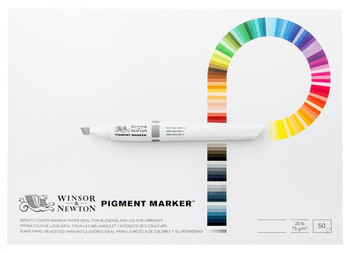 Winsor & Newton Pigment Marker Pad - A5