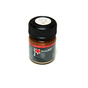 Marabu Glasart Effekte 15Ml Metallic Copper