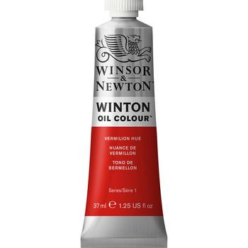 Winton Oil Colour 37ml Vermilion Hue