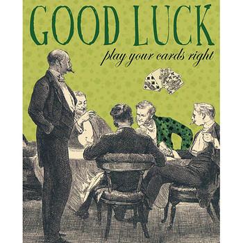 Card - Good luck cards