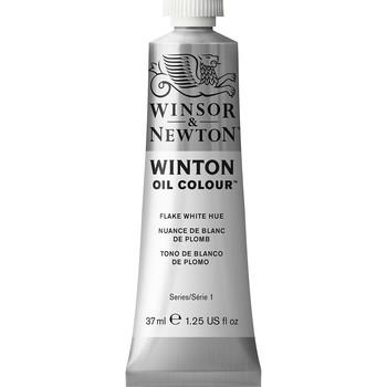 Winton Oil Colour 37ml Flake White Hue