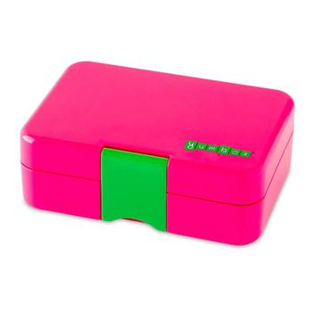 Yumbox MiniSnack - Cherie Pink