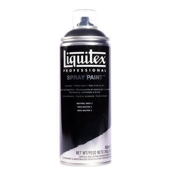 Liquitex spray neutral grey 3