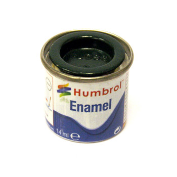 Humbrol Enamel Gloss Emerald 14ml