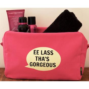 Ee Lass Tha's Gorgeous Wash Bag