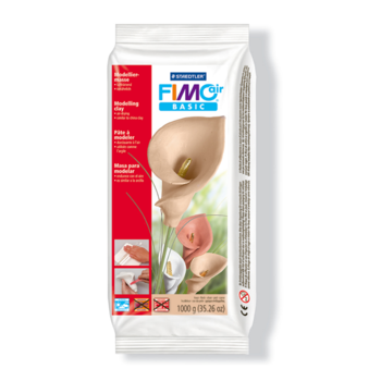 Fimo Air Drying Modelling Clay - Flesh 1kg