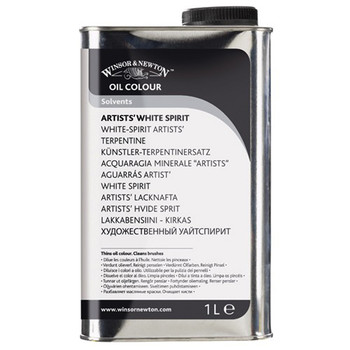 Artists' White Spirit 1 Litre
