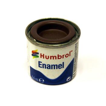 Humbrol Enamel Matt Rust 14ml
